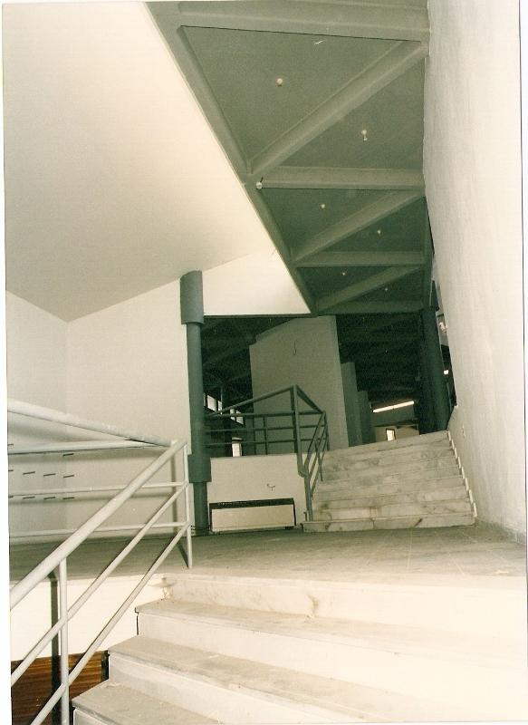 Επισκευή του κτιρίου του παλαιού Μουσείου Θάσου  & διαμόρφωση χώρου εξυπηρέτησης επισκεπτών