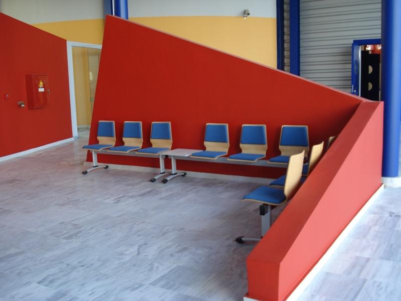 Κατασκευή σύγχρονου εκθεσιακού κέντρου στο Νομό Καβάλας –  Περιβάλλον χώρος και εξοπλισμός
