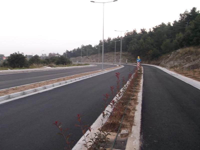 Βελτίωση δρόμου πρόσβασης για το Νέο Γενικό Νοσοκομείο Καβάλας