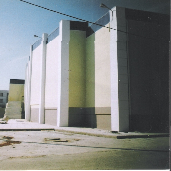 Κατασκευή εγκαταστάσεων σχολής διοίκησης και επιτελών (κτίριο Αμφιθεάτρου)